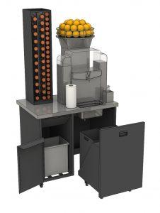 machine à jus d'orange presse agrumes meuble proxi plus