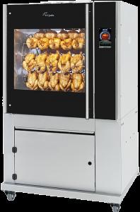 machines professionnels alimentation supermarché Rôtissoire 20 à 40 Poulets