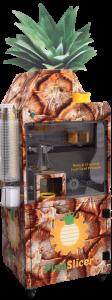 machines professionnels alimentation supermarché Machine à découpe d'Ananas