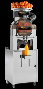 jus d'orange presse agrume professionnel meuble Total Inox