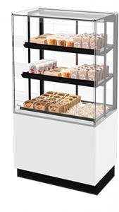 machines professionnels alimentation supermarché Vitrine Chaud / Froid